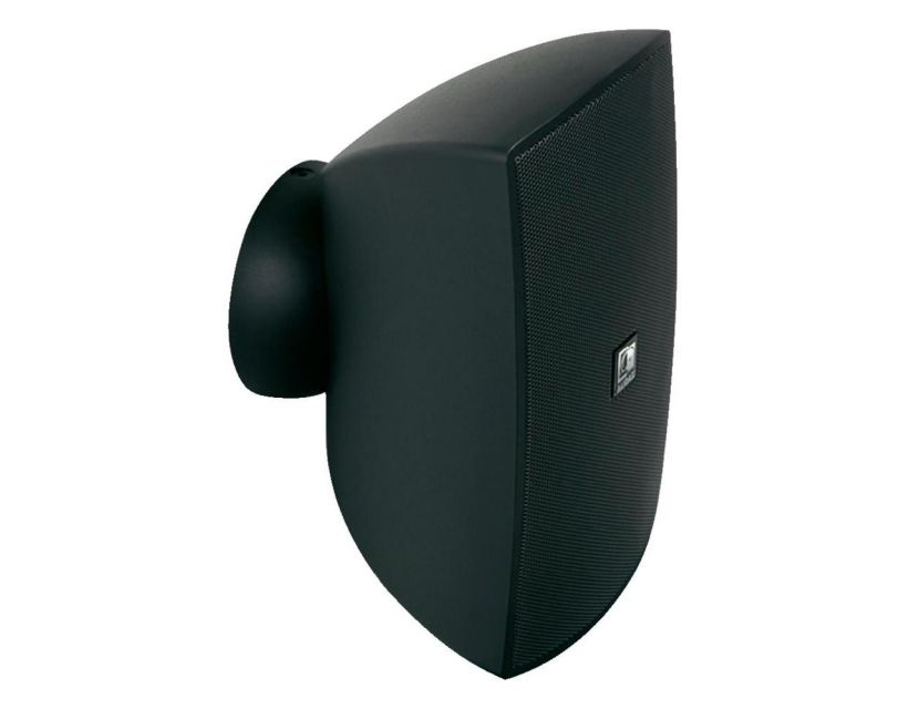 """Audac Wall speaker with CleverMount™ 4"""" Black version"""