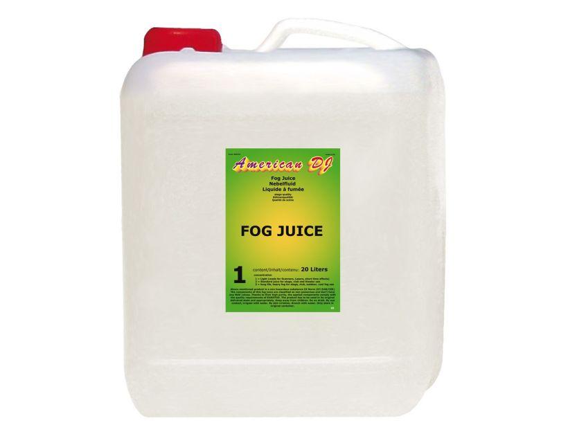 ADJ Fog juice 1 light - 20 Liter