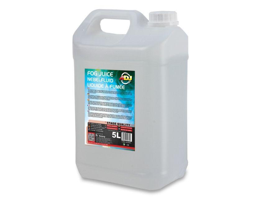 ADJ Fog juice 3 heavy - 5 Liter