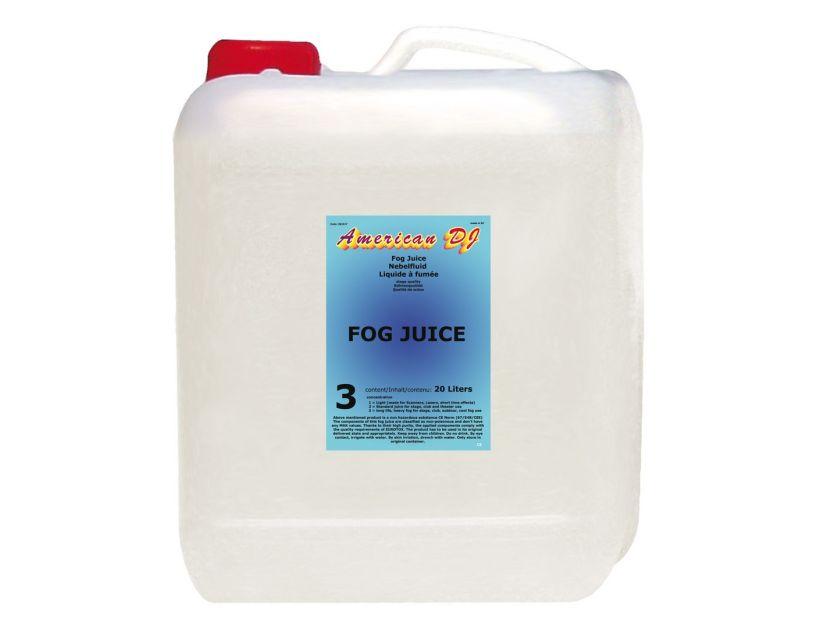ADJ Fog juice 3 heavy - 20 Liter