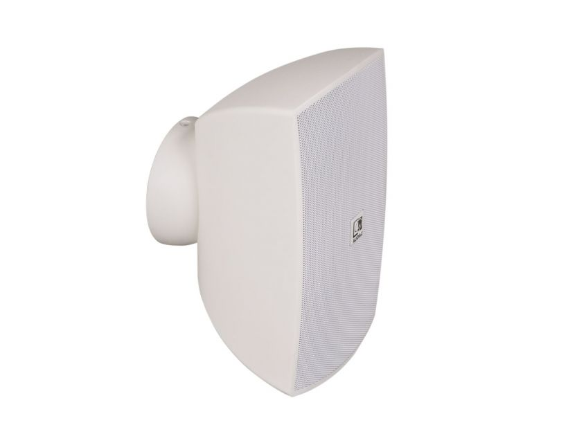 """Audac Wall speaker with CleverMount™ 4"""" White version"""