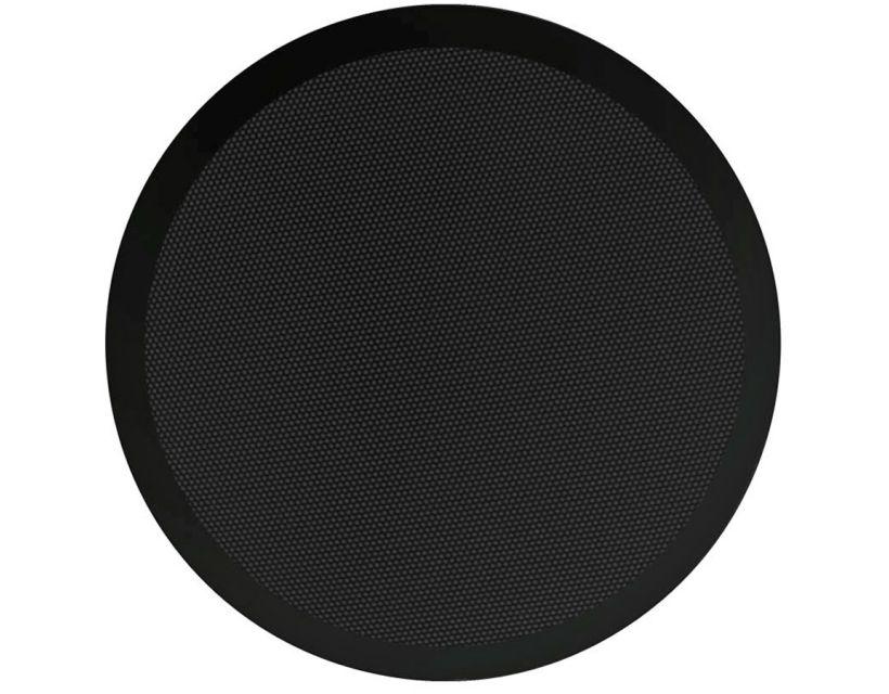 Audac Quick Fit 2Way Ceiling Speaker 24W/100V & 8Ohm - Black