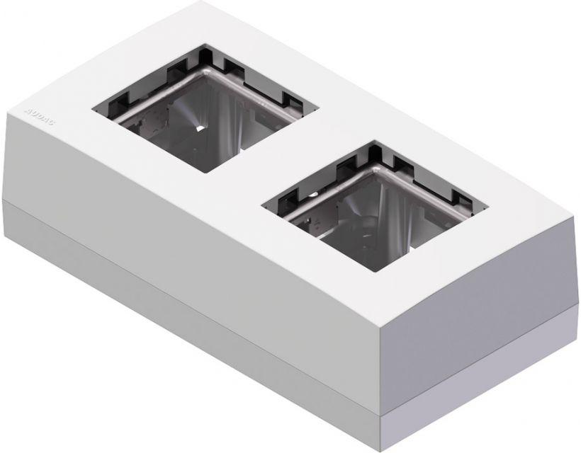 Audac Mount Box For 45x45 Standard Range - White