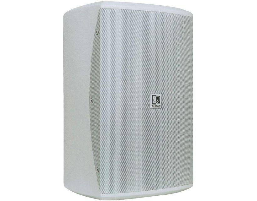 """Audac Full range speaker 8"""" White version"""