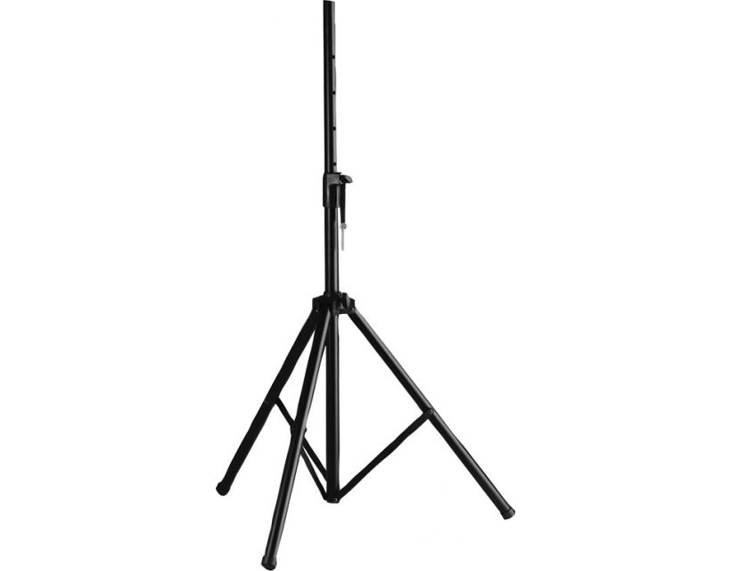 Caymon Speaker Stand Black+Tubeblocking System