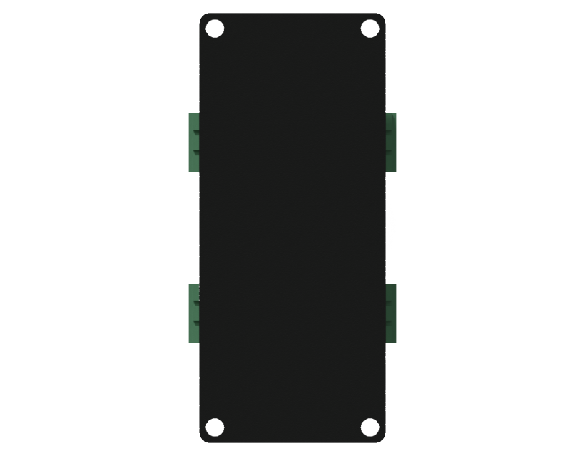 Caymon Casy 1 Space Stereo Galvanic Isolator Shielded - Black