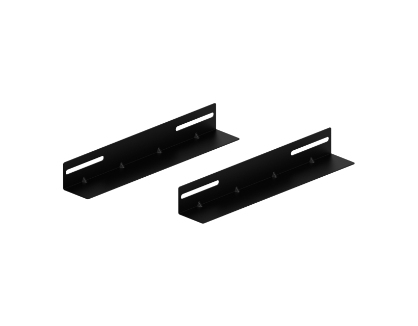 Caymon L-Rail Set - For Use With Wpr4xx & Hpr5xx Series - 275.5mm