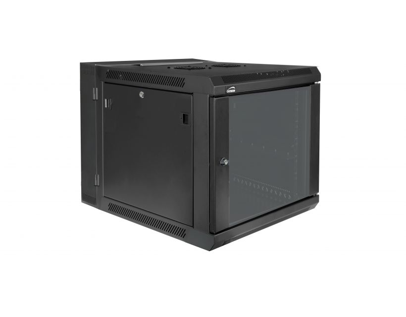 """Caymon Double Section Wall Mounted 19"""" Cabinet - 9 Unit - 450+100mm"""