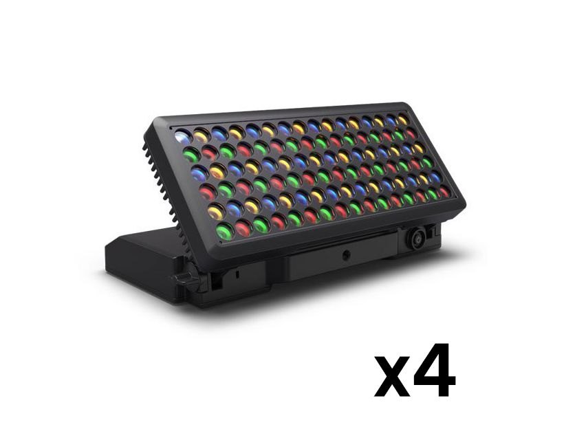 Chauvet Professional WELL Pad 4-Pack