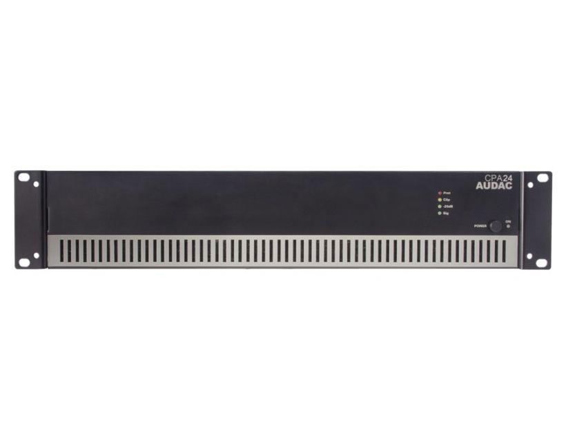 Audac Power amplifier 240W 100V