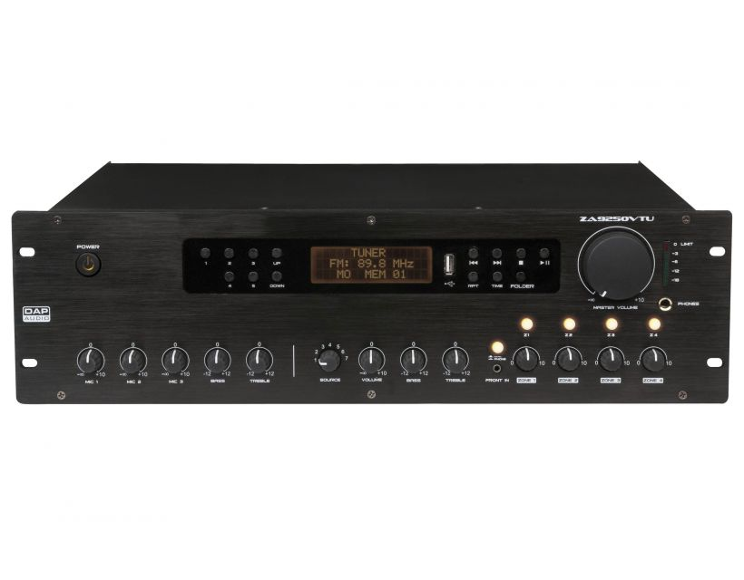 DAP-Audio ZA-9250VTU