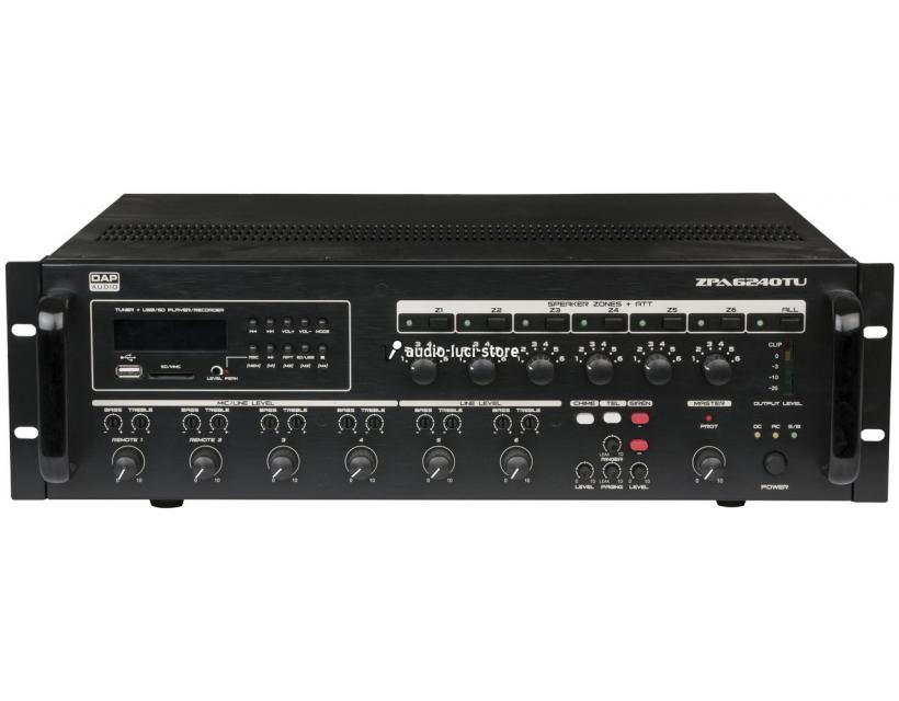DAP-Audio ZPA-6240TU