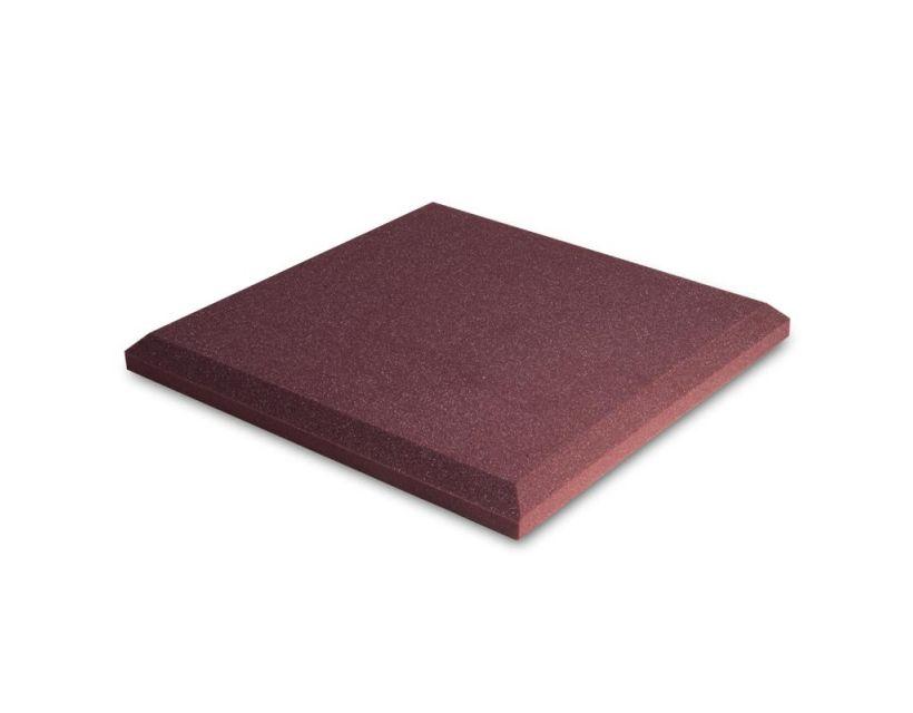 EZ Acoustics Foam Flat Garnet 8 tk