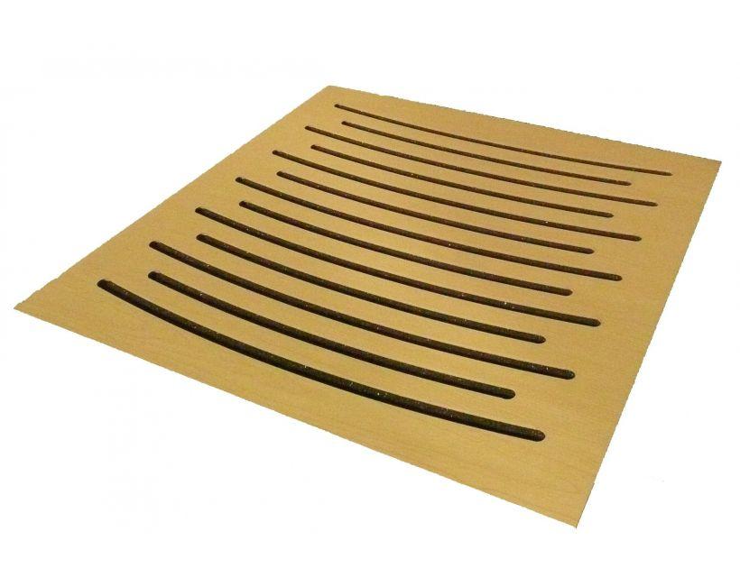 EZ Acoustics Wood Corner Traps Maple 4 tk