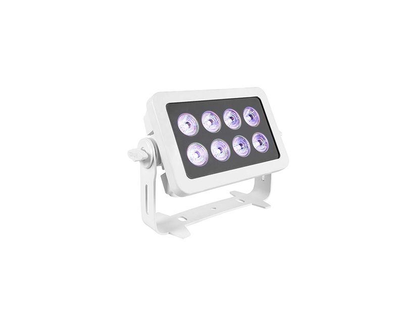 Iluminarc Colorist Panel 8Qa IP65 RGBA - 15° Optic Off White