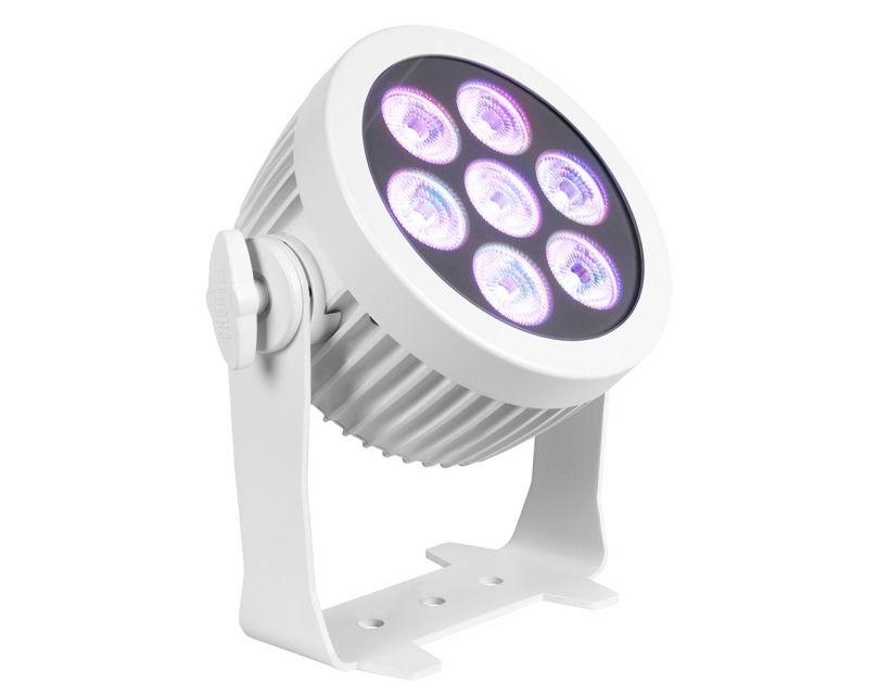 Iluminarc Colorist Pod 7Qa IP65 RGBA - 15° Optic Off White