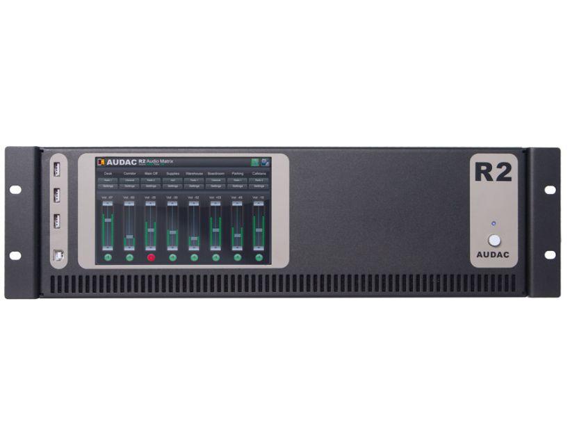 Audac Multi-zone digital audio matrix