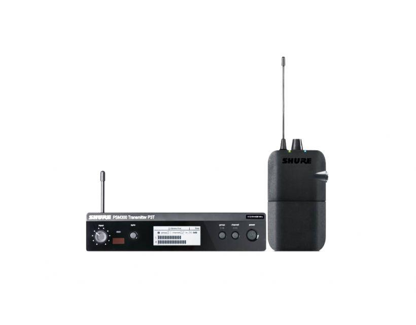 Shure PSM300 K3E (606-630 MHz)