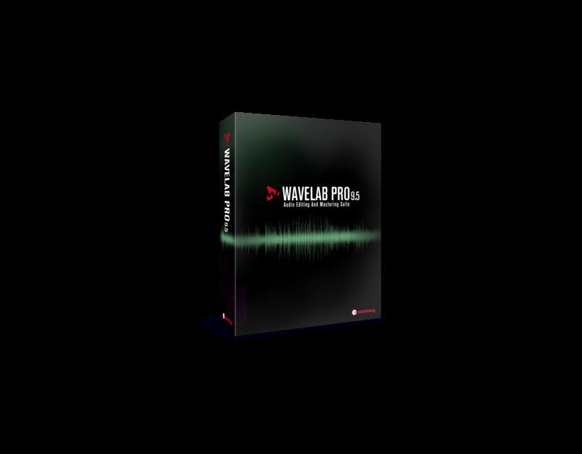 Steinberg WaveLab Pro 10 Educational