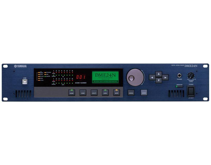 Yamaha DME24N digital mixing engine