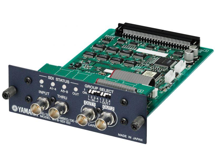 Yamaha MY8-SDI-ED