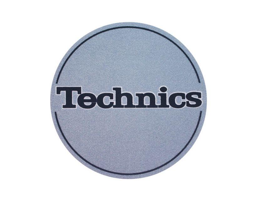 Zomo Slipmat Technics blue-metallic (paar)