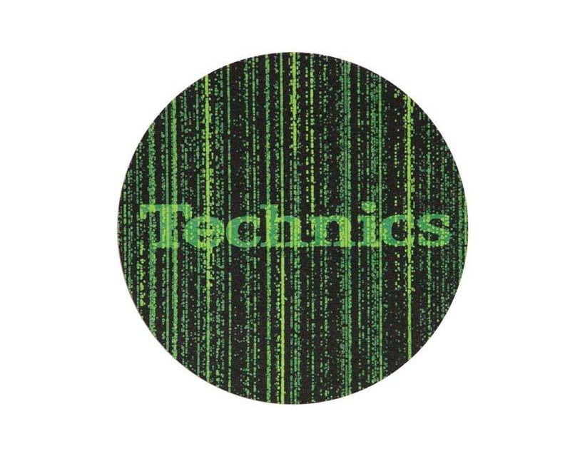Zomo Slipmat Technics Matrix (paar)